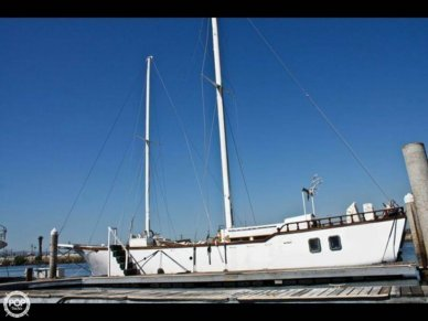 Murray Peterson 65 Coastal Schooner, 65', for sale - $57,000