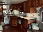 Kitchen W/double Sink/micro/convection Oven
