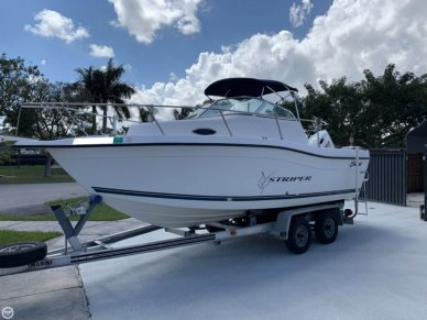 Seaswirl Striper 21 - 2017 Suzuki Engine, 21', for sale - $35,000