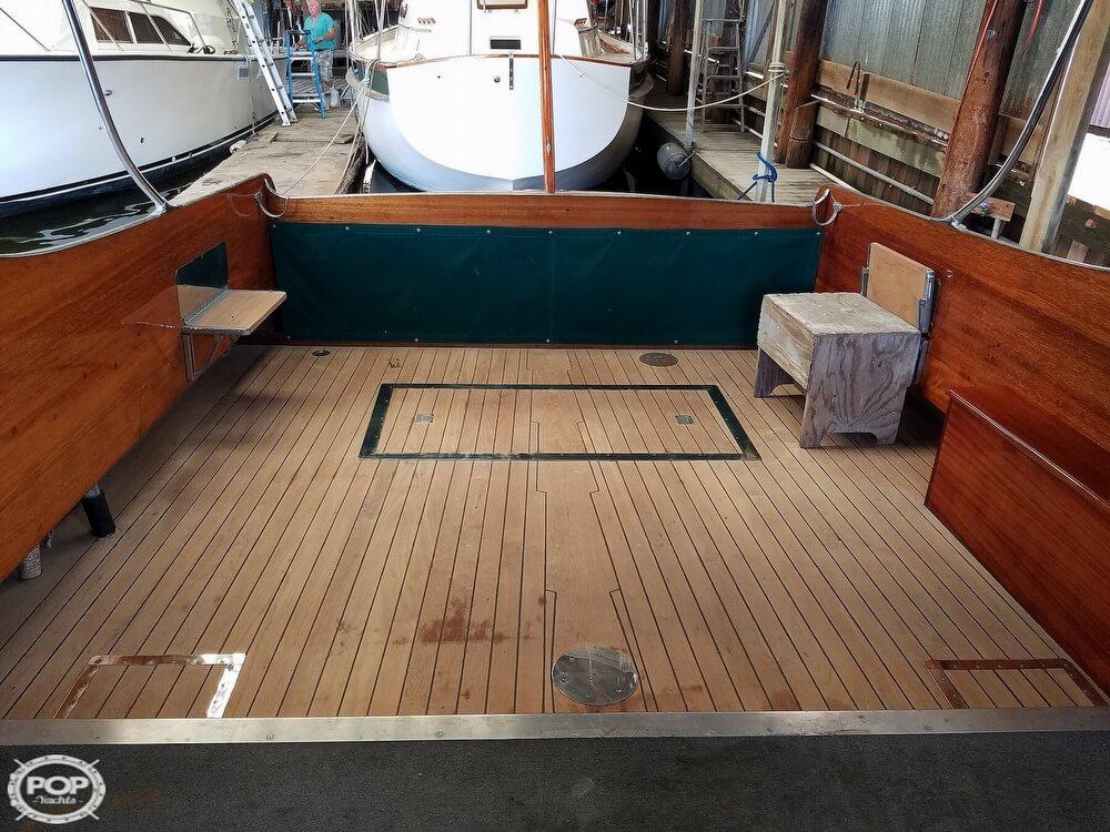 1941 Matthews 38 Cabin Cruiser For Sale