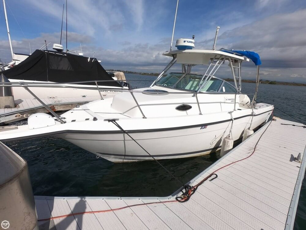 Seaswirl 25, 25', for sale - $33,400