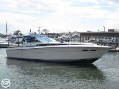 Sea Ray 390 Express Cruiser - Rebuilt CAT Diesels, 42', for sale - $49,500