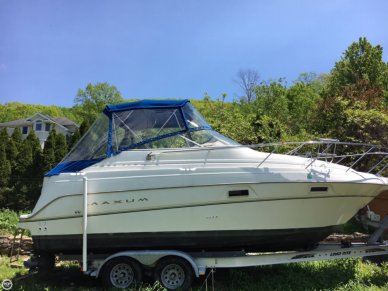 Maxum 2400 SCR, 25', for sale - $15,500