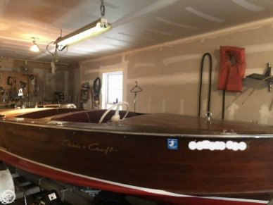 Chris-Craft 17 Deluxe Runabout., 17', for sale - $13,000