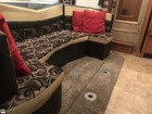 Convertible Couch, Living Area, Dining Area