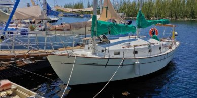 Brewer Lazy Jack 32, 31', for sale - $14,200