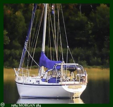 Morgan 384, 38', for sale - $50,000