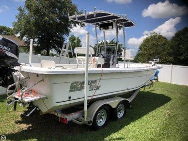 Carolina Skiff 218DLV, 22', for sale