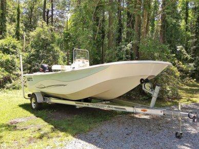 Carolina Skiff 218 DLV, 20', for sale - $25,650
