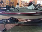 2017 Nitro Z18 With Trolling Motor And Trailer