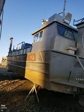 Hydraulic Fishing 36, 36, for sale - $83,400