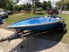 1978 Custom Built STEVENS Boat V-Drive 17 Drag Boat - #5