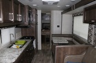Cabinets, Counter- Material, Dinette, Double Kitchen Sink