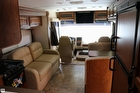 Leather Couch And Driver & Passenger Seats