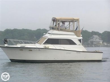 Egg Harbor 36 Sedan Cruiser, 36', for sale - $21,000
