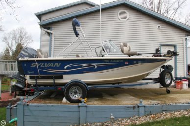 Sylvan 1700 Expedition DC, 17', for sale