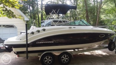 2017 Chaparral 225 SSi Deluxe - #2