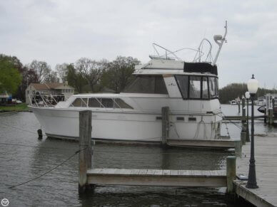 Egg Harbor 40 FDMY, 40', for sale - $25,000