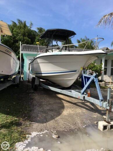Quest 22, 22', for sale - $14,500