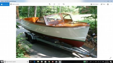 Lyman 23 Runabout, 23', for sale - $19,250