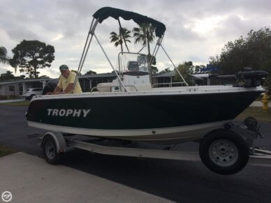 Trophy 1703 CC, 17', for sale - $14,250
