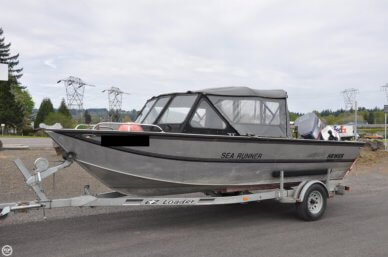 Hewescraft Sea Runner 19, 19', for sale - $19,500