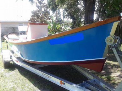 Louisiana Homemade Boats 17, 17', for sale - $22,750