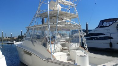 Hatteras Custom, 36', for sale - $135,000