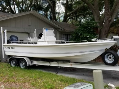 Sea Pro SV2100 CC, 2100, for sale - $18,750