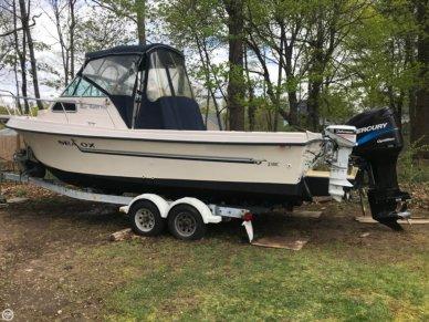 1991 Sea Ox Blue Water Pro 230C - #2