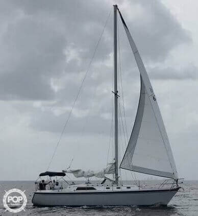 O'day 34, 34', for sale - $25,250
