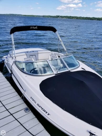 Sea Ray 195 Sport, 20', for sale - $19,750