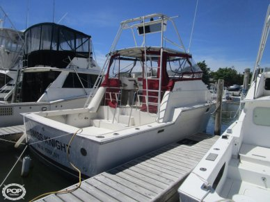Luhrs 340 Sport fisherman, 34', for sale - $21,000