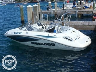 Sea-Doo 180 Challenger SE w/Tower, 17', for sale - $13,900