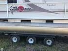 Signature Series Boat, Tri Axle Trailer