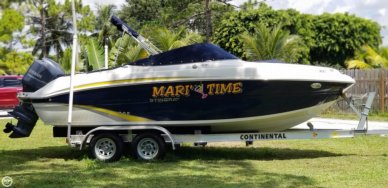 Stingray 214LR Sport Deck, 21', for sale - $43,400