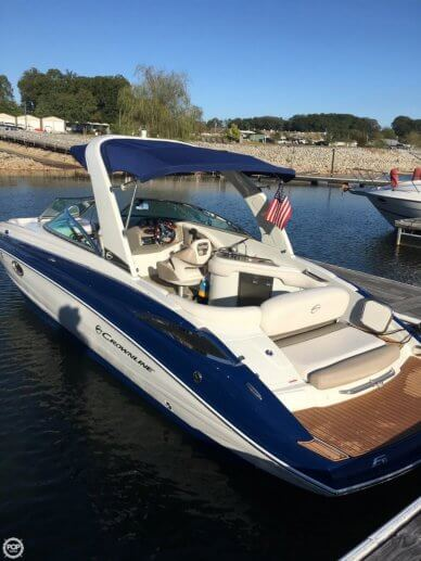 Crownline 26 E6, 27', for sale - $74,900
