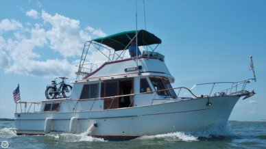 Chien Hwa CHB 34 DC, 34', for sale - $24,500