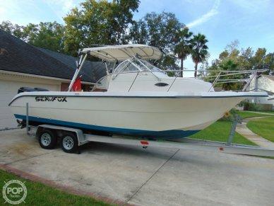 2002 Sea Fox 257WA