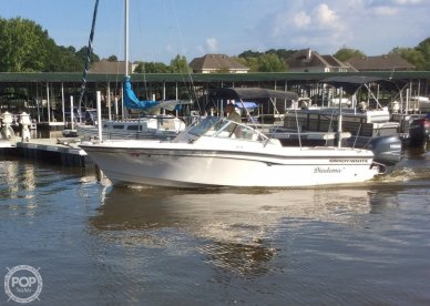 Grady-White 225 Tournament, 22', for sale - $36,500