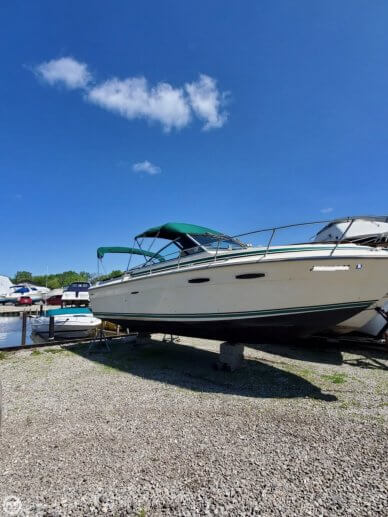 Sea Ray 255 Amberjack, 27', for sale - $11,990
