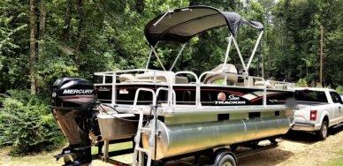 2018 Sun Tracker Bass Buggy 18 DLX - #2