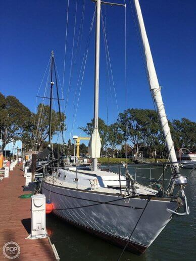 CAL 39 MK II, 39', for sale - $38,900