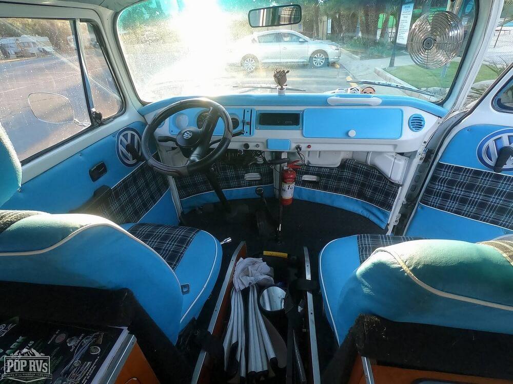 1983 Volkswagen T2 Model 211 Camper Van For Sale