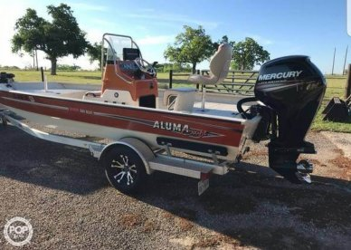 2017 Alumacraft 1860 Bay Boat - #2