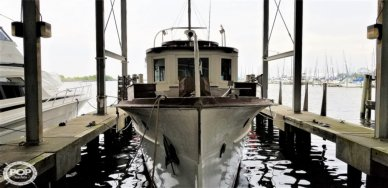 1929 Custom Built Commuter Yacht 73 - #2