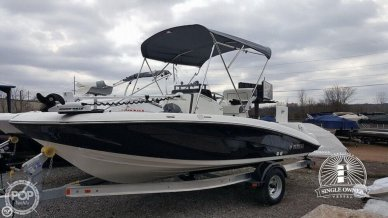 Yamaha 190 FSH Deluxe, 19', for sale - $26,000