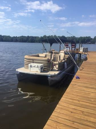 Godfrey SP2500LE, 26', for sale - $25,250
