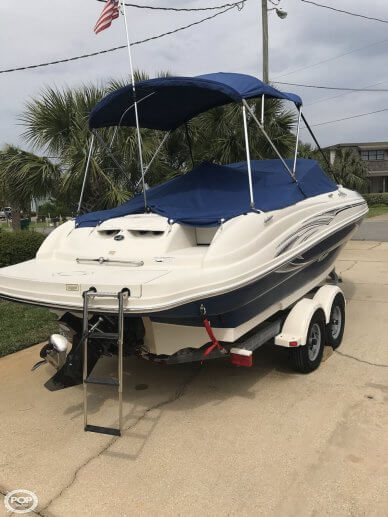 Sea Ray 200 SunDeck, 21', for sale - $22,650