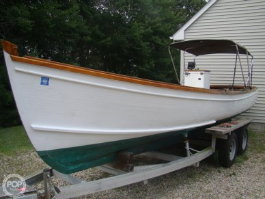 Pulsifer Downeast Lobster Boat, 22', for sale